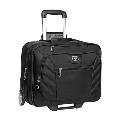OGIO® 17 Laptop RBC Roller Case; Black