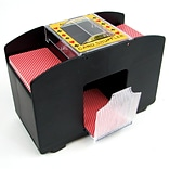 Trademark Poker™ 4-Deck Automatic Card Shuffler (182630000053)