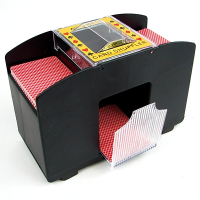 Trademark Poker 4-Deck Automatic Card Shuffler (182630000053)