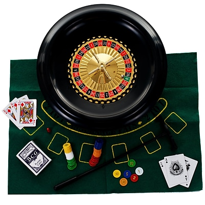 Trademark Poker™ 16 Roulette Set With Accessories