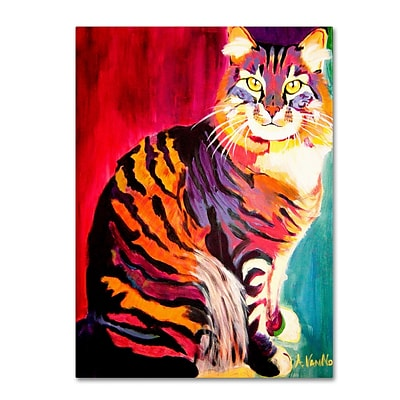 Trademark DawgArt Guilley Cabil Gallery-Wrapped Canvas Art, 18 x 24
