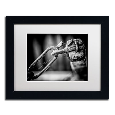 Trademark Erik Brede I Got You Babe Art, White Matte W/Black Frame, 11 x 14