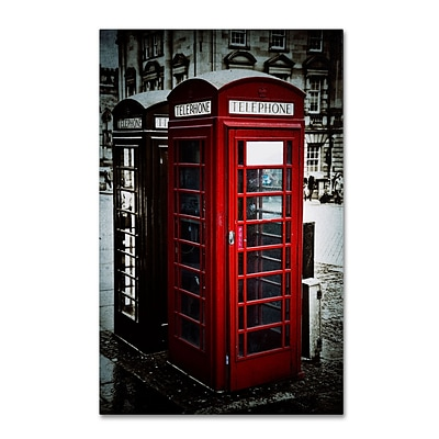 Trademark Erik Brede Phone Home Gallery-Wrapped Canvas Art, 30 x 47