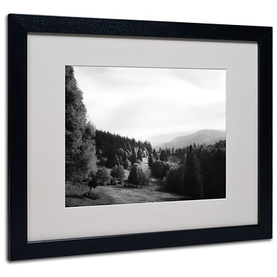 Trademark Philippe Sainte-Laudy Spotlight Art, White Matte With Black Frame, 16 x 20