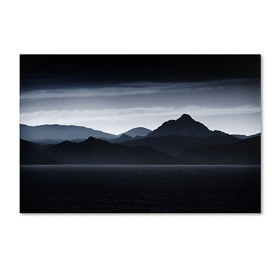 Trademark Philippe Sainte-Laudy Beautiful Goodbye Gallery-Wrapped Canvas Art, 30 x 47