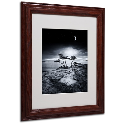 Trademark Philippe Sainte-Laudy Emotional High Art, White Matte With Wood Frame, 11 x 14