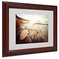 Trademark Philippe Sainte-Laudy Surrender Art, White Matte With Wood Frame, 11 x 14