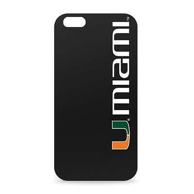 Centon iPhone 6 IPH6CV1BM-MIA Classic Case, University of Miami
