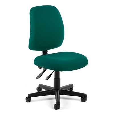 OFM Posture 118-2-802 Fabric Task Chair, Teal