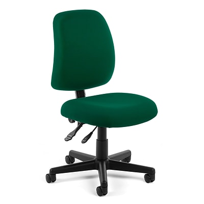 OFM Posture 118-2-807 Fabric Task Chair, Green