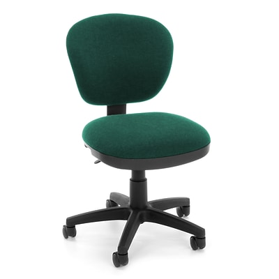 OFM Lite Use 150-120-T Fabric Computer Task Chair, Teal