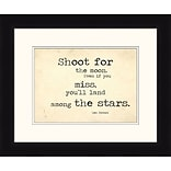 Inspirational Quote 2 Framed Art; 24 x 20