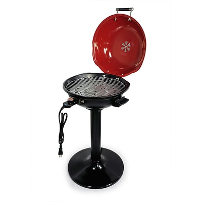 Better Chef® 15 Electric Barbecue Grill, Red