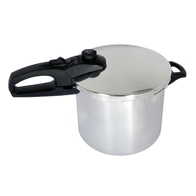 Better Chef® 6 qt. Stainless Steel Pressure Cooker