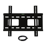 MegaMounts Wall Mount W/Cable F/23-37 TV