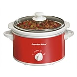 Proctor Silex Oval Slow Cooker 1.5 qt.