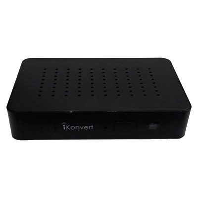 Supersonic® iKonvert Digital TV Converter Box