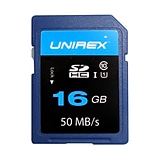 16GB SD HG CPY CLS 10 UHS-1 Memory Card