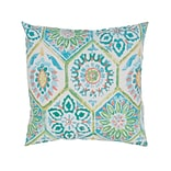 Jaipur VER24 Summer Breeze Pillow 100% Polyester; Poolside