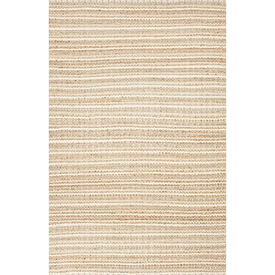 Jaipur Andes Rug Cotton & Jute 3.6 x 5.6, Driftwood
