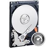 WD® Blue SATA 2.5 Internal Hard Drive; 500GB