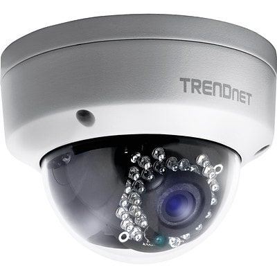 TRENDnet TV-IP321PI Dome IR Network Camera