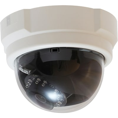 CP Technologies LevelOne FCS-3063 Network Camera With Day/Night; White