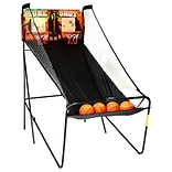 Carmelli BG2233 MDF Electronic Basketball Table, Black