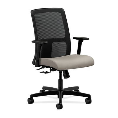 HON® Ignition® Mesh Low-Back Office/Computer Chair, Taupe