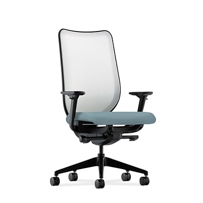 HON® Nucleus® Knit Mesh Back Office/Computer Chair, Adjustable Arms, Inertia Surf Fabric