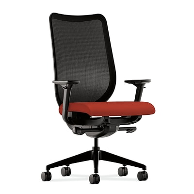 HON® Nucleus® Knit Mesh Back Office/Computer Chair, Poppy