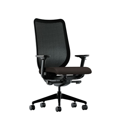 HON® Nucleus® Knit Mesh Back Office/Computer Chair, Onyx