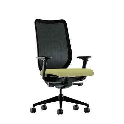 HON® Nucleus® Knit Mesh Back Office/Computer Chair, Lime