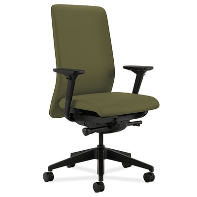 HON® Nucleus® Mid-Back Office/Computer Chair, Olivine