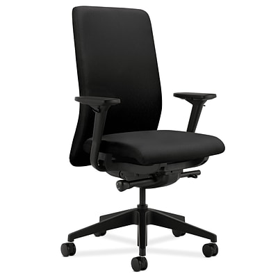 HON® Nucleus® Mid-Back Office/Computer Chair, Charcoal