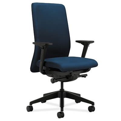 HON® Nucleus® Mid-Back Office/Computer Chair, Ocean