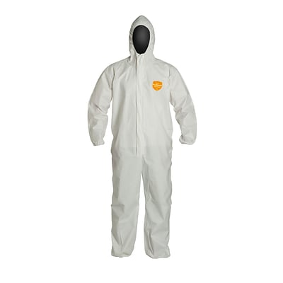 DUPONT Proshield Nexgen Dupont Disposable Coveralls, 4XL