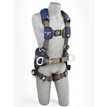 CAPITAL SAFETY GROUP USA Polyester Construction Harness Medium