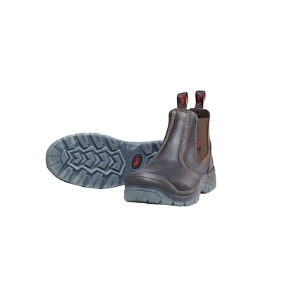 MACK BOOT Steel Piston Boot Clarlet, Size 13