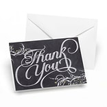HBH Whimsical Chalkboard Thank You Cards