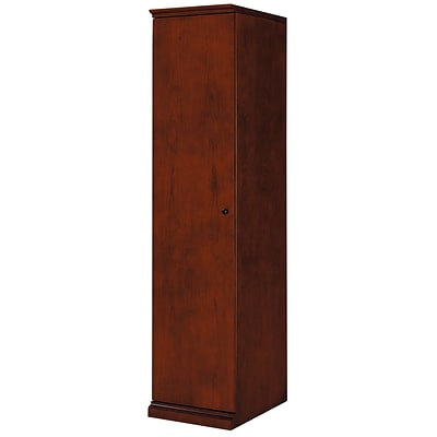 DMI Office Del Mar 7302 24 Solid Wood/Veneer Single Door Storage Wardrobe/Cabinet, Left Hand Facing
