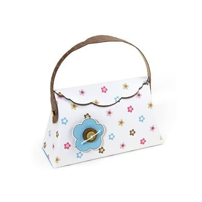 Sizzix Pro Die Purse Pillow 12.75 x 12