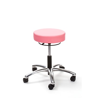 Brandt Airbuoy 17421RR 14 Pneumatic Stool with Ring Release, Tea Rose