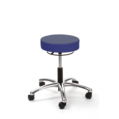 Brandt Airbuoy 17421RR 14 Pneumatic Stool with Ring Release, Slate Blue