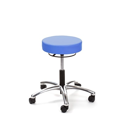 Brandt Airbuoy 17421RR 14 Pneumatic Stool with Ring Release, Space Blue