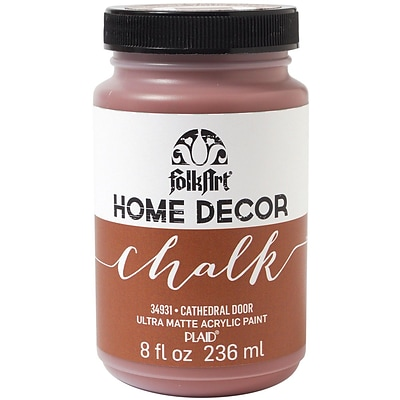 Plaid:Craft® FolkArt® Home Decor™ 8 oz. Ultra-Matte Chalk Paint, Cathedral Door