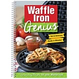 Waffle Iron Genius: Surprising.. Cookbook