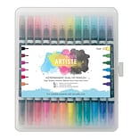 docrafts® Artiste Permanent Dual Tip Pens