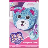 PlushCraft® Teddy Bear Pillow Kit