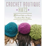 Crochet Boutique: Hats 25 Fresh Ta.. Book